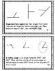 Angles Mini Book