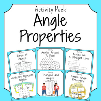 Angles Activities