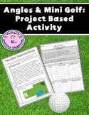 Angles Project Based Activity {Digital & PDF Included}