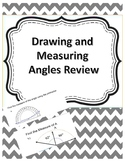 Angles Review (Drawing and measuring)