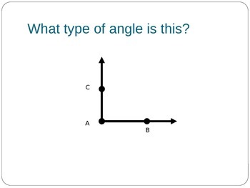 Angles Review POWERPOINT