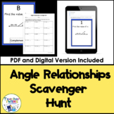 Angles Scavenger Hunt CCS 7.G.5