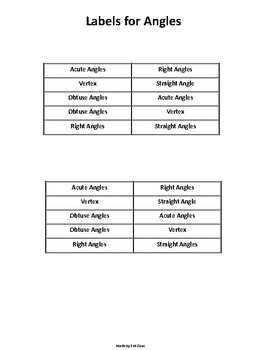 Angles Self Checking Game and Center