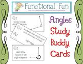 Angles Study Buddy Cards