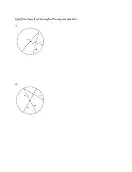 Angles, Transversals, Coplanar Lines, and Arcs Worksheet ...