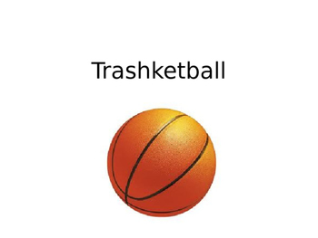 Angles Trashketball Review Game