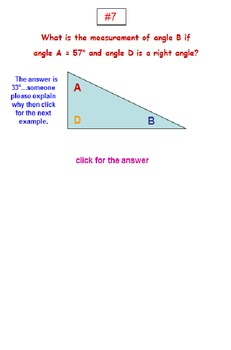 Angles, Triangles and Polygons FREE Powerpoint Preview