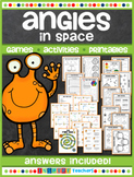 Angles - Games, Activities and Printables