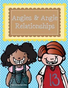 Angles and Angle Relationships