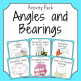 Angles and Bearings Activities