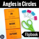 Angles and Circles Foldable