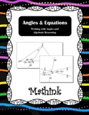 Angles and Equations