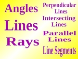 Angles and Lines: It is all geometry