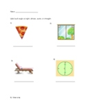 Angles and Lines Quiz