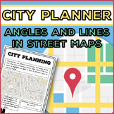 Angles and Lines in Street Maps: Real World Task 4.MD.5