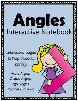 Angles Interactive Notebook