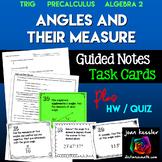Angles and Their Measure  PreCalculus Trigonometry