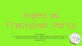 Angles as a Fractional Part