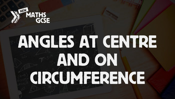 Circle Theorems: Angles at Centre & Circumference - Complete Lesson