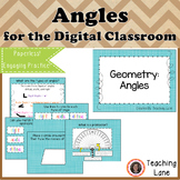 Angles for the Digital Classroom