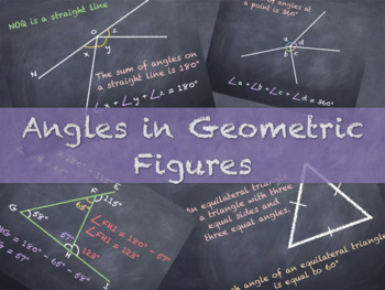 Angles in Figures