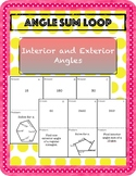 Angles in Polygon Loop