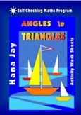 Angles in Triangles Self Checking program