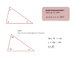 Angles in a Triangle and Quadrilateral