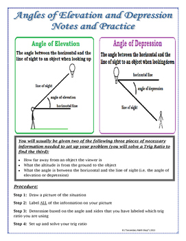 Worksheet Angle Of Elevation Free Second Grade. Worksheet. Best Free Printable Worksheets