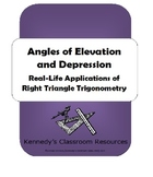 Angles of Elevation and Depression: Real Life Applications