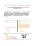 Angles through Dance Lesson Plan