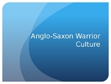 Anglo-Saxon Background Presentation