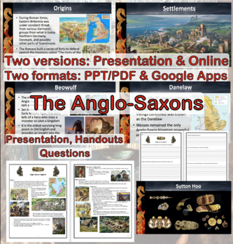 The Middle Ages: Anglo-Saxon England