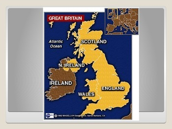 Anglo-Saxon History (PowerPoint)
