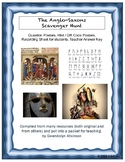 Anglo-Saxon Introduction Scavenger Hunt