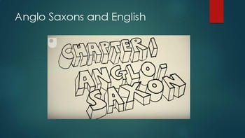 Anglo Saxon Literature - Mini Unit PowerPoint Guide