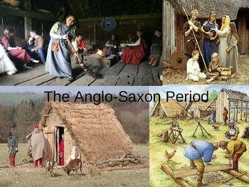 Anglo-Saxon Period Introduction