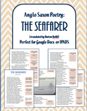 "Anglo Saxon Poetry--""The Seafarer"": Ready made for Google"