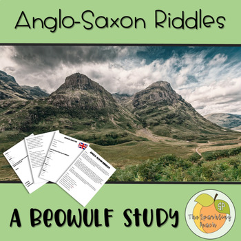 Anglo-Saxon Riddles Analysis - A prereading activity for Beowulf