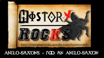 Anglo-Saxons - I'm An Anglo Saxon
