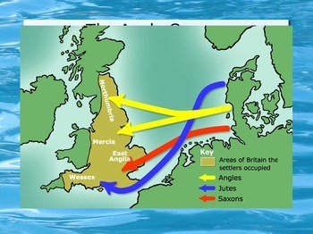 Anglo-Saxons(Beowulf introduction)