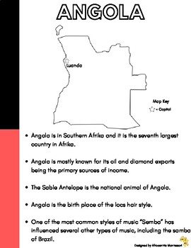 Angola Learning Pack
