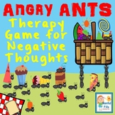 ANGRY ANTS: Cognitive Therapy CBT Group Activity for Automatic Negative Thoughts