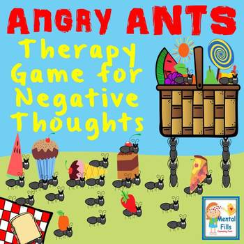 ANGRY ANTS: Cognitive Behavioral Therapy CBT Group for Negative Thinking