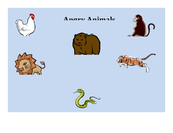 Angry Animals