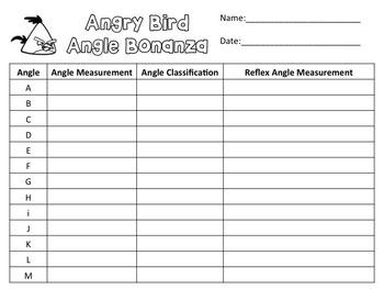 Angry Birds Angle Bonanza