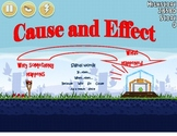 Angry Birds Cause and Effect Poster