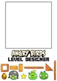Angry Birds Level Designer Worksheet