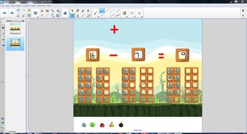 Angry Birds Math (Fun math)