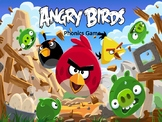 Angry Birds Phonics Smart Board Game Level 2